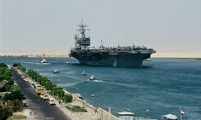 47 سفينة تعبر المجرى الملاحي لقناة السويس